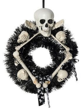 Wreath - Skeleton Parts