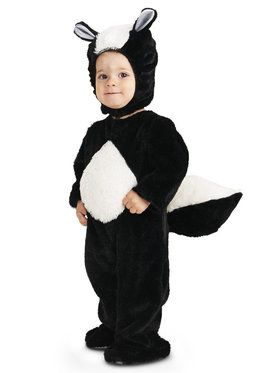 Skunk Infant Costume