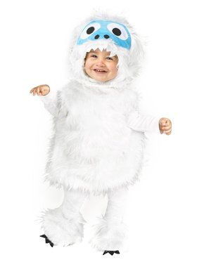 Snow Beastie Infant Costume