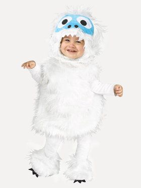 Snow Beastie Toddler Costume