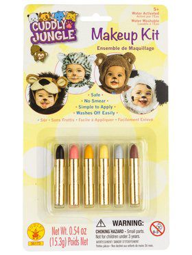Snuganimals Tm Makeup Kit Assortment
