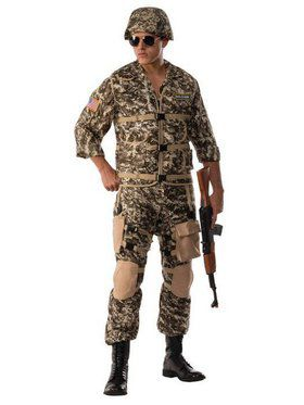 Soldier Adult Costume