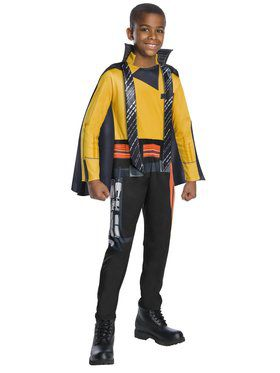 Boy's Solo: A Star Wars Story - Lando Calrissian Costume