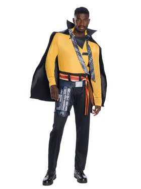 Solo: A Star Wars Story-Mens Deluxe Lando Costume