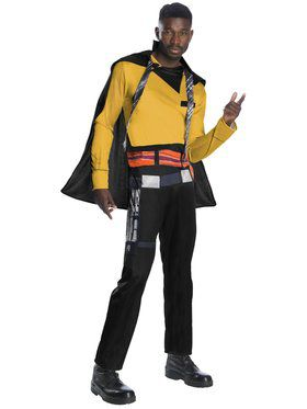 Solo: A Star Wars Story-Mens Lando Costume