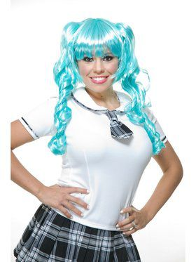 Adult Pastel Cosplay Doll Wig