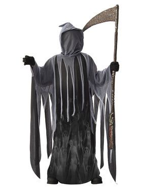 Boys Soulless Reaper Costume