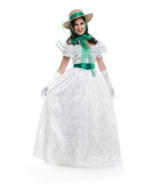 Southern Belle Adult Costume