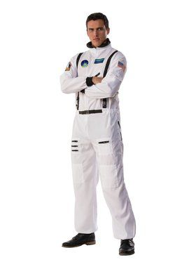 Space Commander Adult Costume