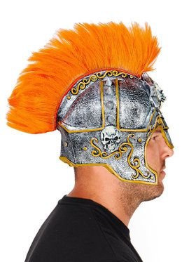 Spartan Warrior Adult Helmet
