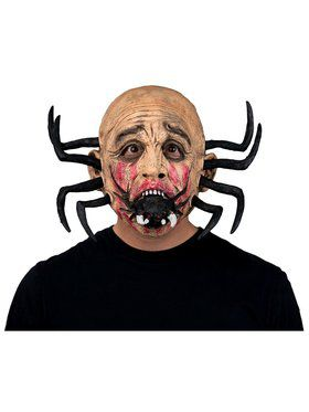 Spider Face Mask