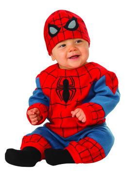 Spider-Man Romper for Infants