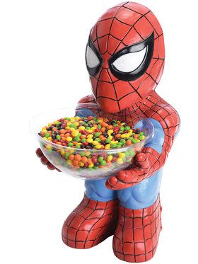 Spider-man Candy Bowl Hol