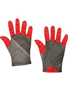 Spider - Man: Far From Home Adult Spider - Man Red/Black Gloves