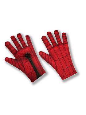 Spider - Man: Far From Home Adult Spider - Man Red/Blue Gloves
