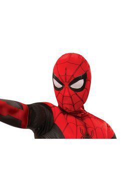 Spider - Man: Far From Home Child Spider - Man Red/Black Fabric Mask