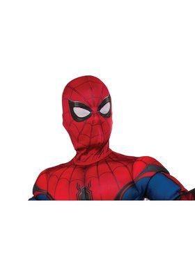Spider - Man: Far From Home Child Spider - Man Red/Blue Fabric Mask