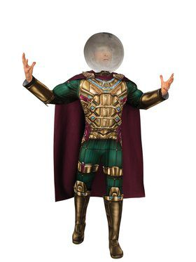 Spider - Man Far From Home: Mysterio Deluxe Adult Costume