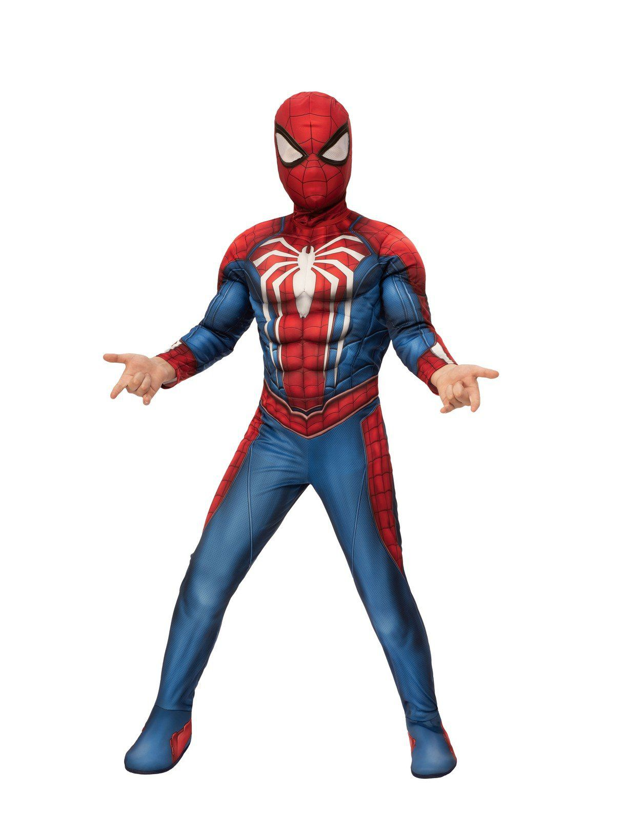 Boys Spider-Man Costume