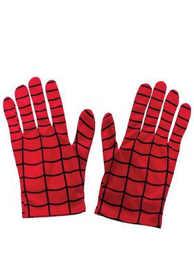 Ultimate Spider-Man Child Gloves