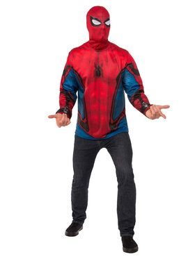 309a2e409ae Spider-Man Homecoming - Spider-Man Adult Costume