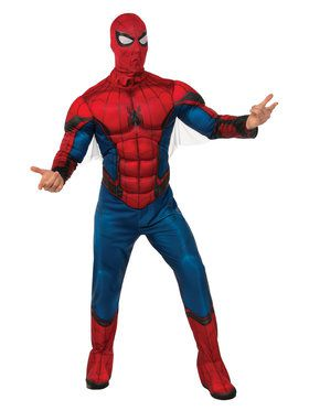 Spider-Man Homecoming - Spider-Man Adult Costume Standard