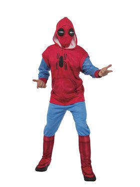 Spider-Man Homecoming - Spider-Man Hoodie and Sweatpants Set Adult Standard  sc 1 st  BuyCostumes.com & All Menu0027s Costumes - Men Halloween Costumes | BuyCostumes.com