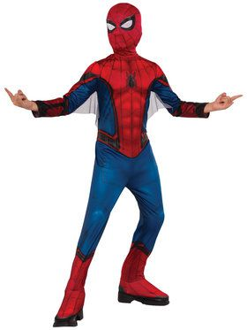 Child Spider-Man Homecoming Costume
