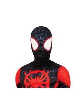 Spider-Man: Into the Spider-Verse Miles Morales Spider Man Fabric Mask Child