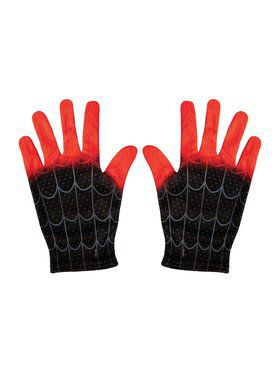Spider-Man: Into the Spider-Verse Miles Morales Spider Man Gloves Child