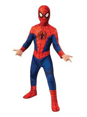 Spider-Man: Into the Spider-Verse Peter Parker Spider Man Child Costume