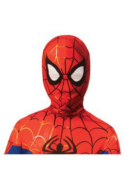 Spider-Man: Into the Spider-Verse Peter Parker Spider Man Fabric Mask Child