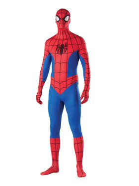 Spiderman 2nd Skin