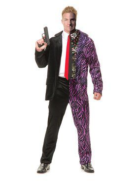 Split Personality Adult Costume