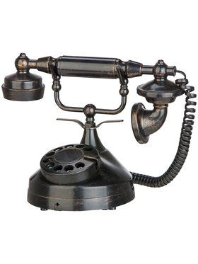 Victorian Style Spooky Telephone Prop