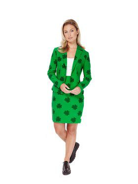 St. Patrick's Girl Women's Opposuit