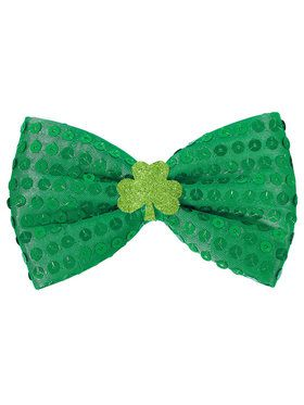 St. Patrick's Day Adult Bowtie Choker