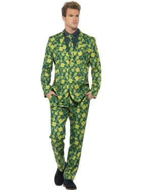 St. Patrick's Day Suit Medium (38-40)