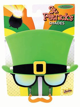 St. Pat's Sunstaches