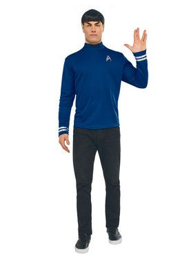 Star Trek 3 Adult Spock Costume