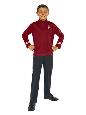 Star Trek Beyond Boys Scotty Costume