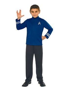 Star Trek Beyond Classic Spock Boys Costume
