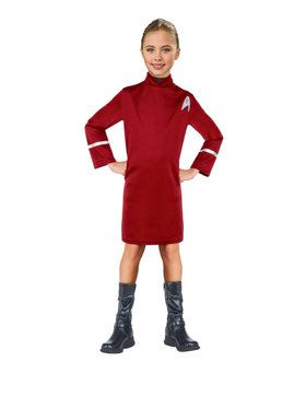 Star Trek Beyond Girls Uhura Costume