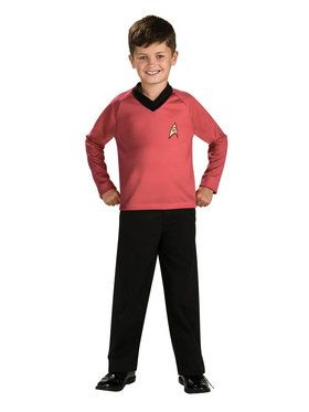 Star Trek Kids Scotty Costume