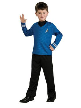 Star Trek Boys Spock Costume
