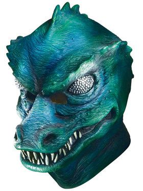 Star Trek Gorn Deluxe 2018 Halloween Masks