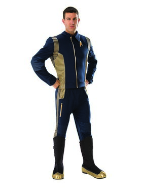 Star Trek Discovery Mens Grand Heritage Command Uniform