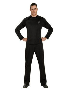 Star Trek Mens Off Duty Uniform Costume