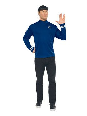 Star Trek Mens Spock Costume