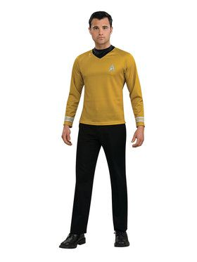 Star Trek Mens Captain Kirk Costume
